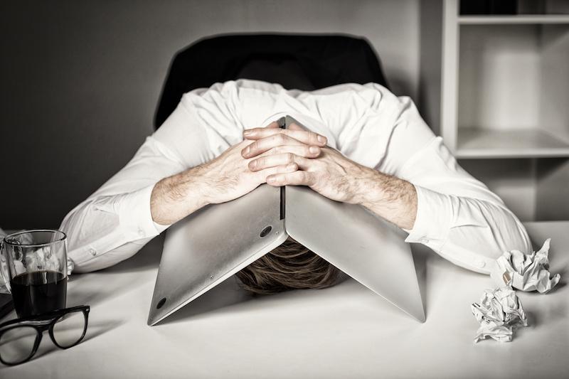 ThumbnailStress und Burnout. Wenn das Pendel des Lebens aufhört zu schwingen!