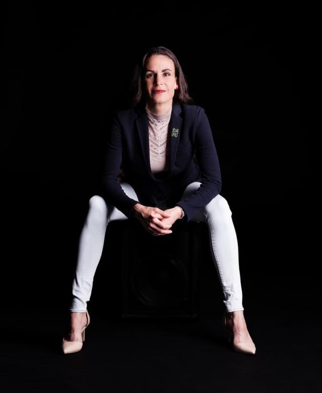 Daniela Rebholz Female Factor