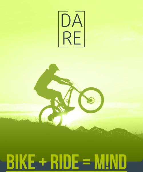 Bike. Ride. Mind.