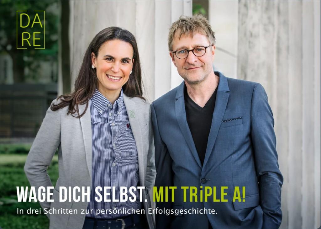 Daniela Rebholz Triple! Konzept